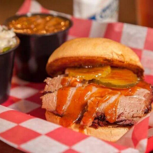 Denver Sandwich: BBQ Wings Denver & Englewood CO