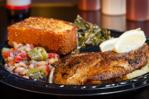 Blackened Catfish BBQ